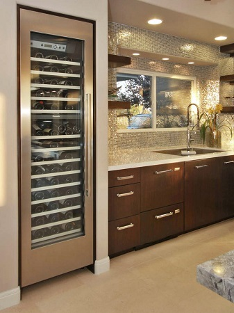 Built-In Wine Coolers Or Refrigerators