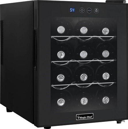 The Magic Chef MCWC 12B Wine Cooler