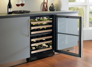 Wine Coolers Storage